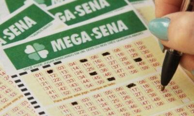 Não teve ganhador do prêmio máximo do concurso 2.323 da Mega-Sena, realizado nesta quarta-feira (2). Como não houve bilhetes vencedores,