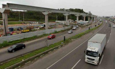 vão atender às regiões de Águas Claras e Cajazeiras já executaram 30% do total da obra. A partir deste sábado (15), a Estação Pirajá