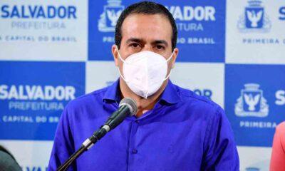 Todas as medidas municipais de enfrentamento à pandemia da Covid-19 em vigor na capital baiana foram prorrogadas por mais sete dias.