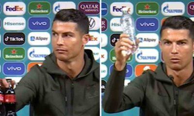 Todos nós sabemos que qualquer gesto ou palavra de uma celebridade como Cristiano Ronaldo tem um impacto global. Nesta segunda-feira (14),