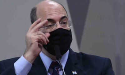 Protegido por um habeas corpus, o ex-governador do Rio de Janeiro Wilson Witzel compareceu à CPI da Pandemia nesta quarta-feira (16), mas sua