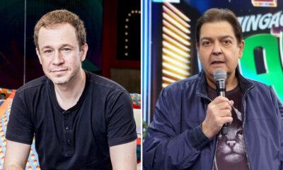A Globo anunciou antecipadamente na tarde desta quinta a saída do apresentador Fausto Silva, 71, do Domingão do Faustão e oficializou Tiago Leifert
