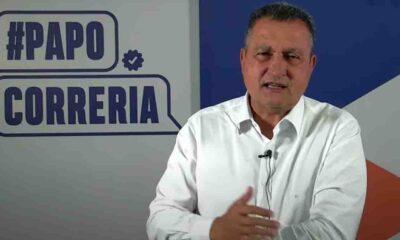 O governador Rui Costa anunciou no Papo Correria, nesta quarta-feira (6), a convocação de mais 360 professores aprovados em seleção Reda.